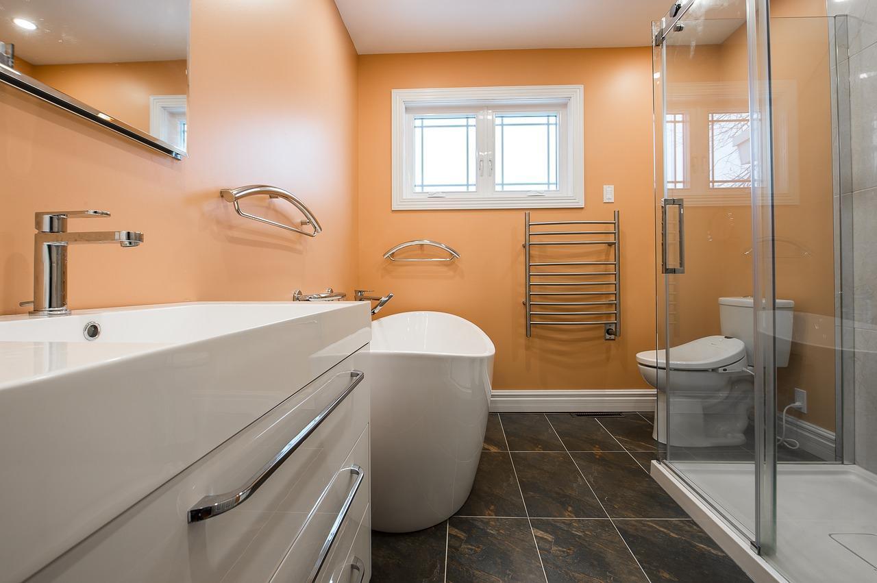 bathroom, renovation, interior