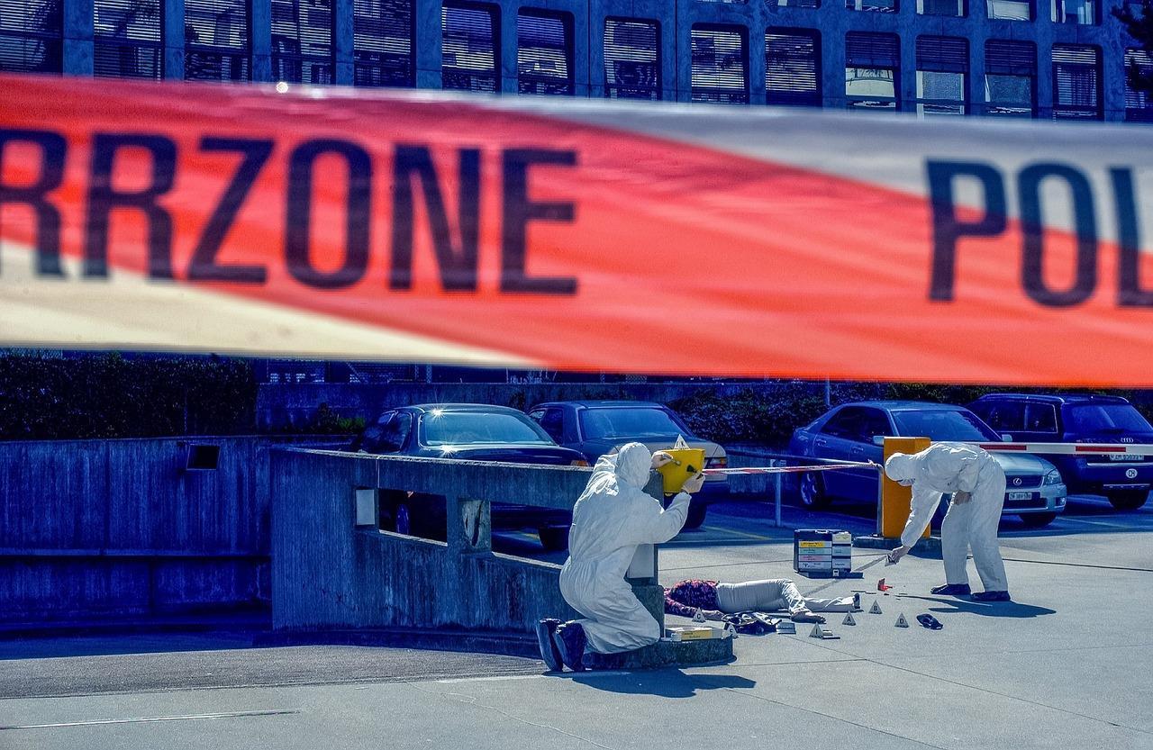 zurich cantonal police, crime scene, crime